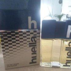 Miniaturas de perfumes antiguos: COLONIA HUELLA 200ML. Lote 170830375