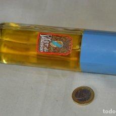Miniaturas de perfumes antiguos: ANTIGUO FRASCO COLONIA - FLOR DE BLASÓN - MYRURGIA - ORIGINAL - ¡MIRA FOTOS Y DETALLES!. Lote 170923525