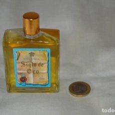 Miniaturas de perfumes antiguos: ANTIGUO FRASCO COLONIA - SIGLO DE ORO - DE VERA - ORIGINAL - ¡MIRA FOTOS Y DETALLES!. Lote 170924765