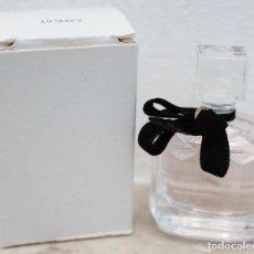 Miniaturas de perfumes antiguos: YVES SAINT LAURENT MON PARIS EAU DE PARFUM - MINIATURA DE 7,5 ML. Lote 171676172