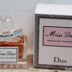 Miniaturas de perfumes antiguos: MISS DIOR EAU DE TOILETTE - MINIATURA DE 5 ML. Lote 171677903