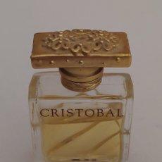 Miniaturas de perfumes antigos: MINIATURA CRISTÓBAL BALENCIAGA. Lote 171736283