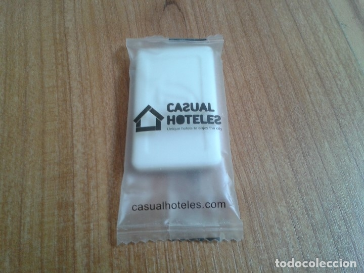 PASTILLA DE JABÓN -- SOAP -- HOTEL (Coleccionismo - Miniaturas de Perfumes)