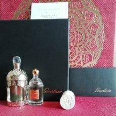 Miniaturas de perfumes antiguos: PERFUME INTERIOR. Lote 173588880