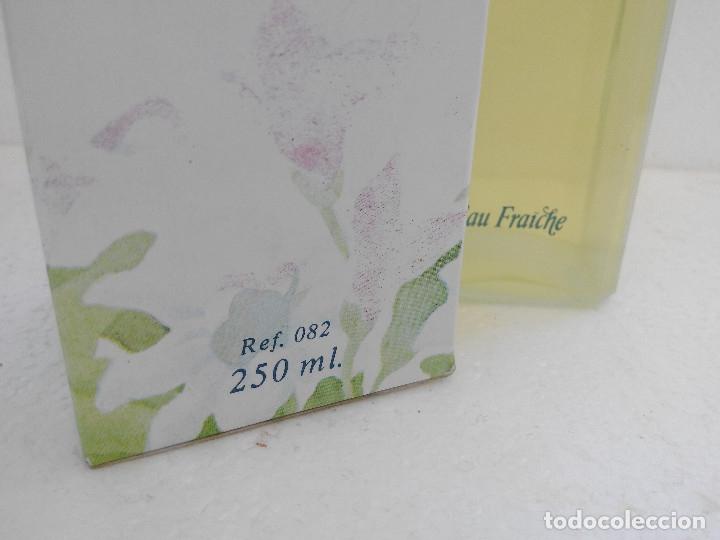 Miniaturas de perfumes antiguos: COLONIA CRISTANA 250 ML - EAU FRAICHE - TOKALON S.A - A ESTRENAR - Foto 4 - 173650823