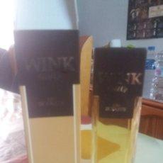Miniaturas de perfumes antiguos: COLONIA WINK GOLD DE LORENAY. Lote 173914883