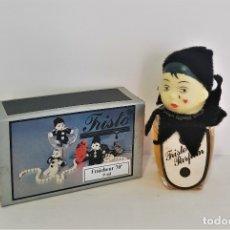 Miniaturas de perfumes antiguos: MINIATURA TRISTO PARFUMS FRAICHEUR P 9 ML. Lote 174058395