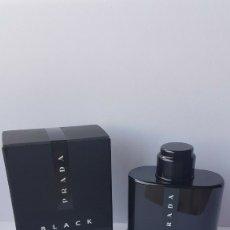 Miniaturas de perfumes antiguos: MINIATURA PRADA LUNA ROSSA BLACK EDP 9 ML. Lote 174072988