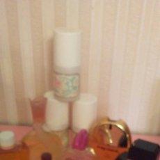 Miniaturas de perfumes antiguos: LOTE DE 10 ANTIGUOS FRASCO DE COLONIA ,AÑOS 60-70. Lote 174968835