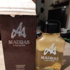 Miniaturas de perfumes antiguos: AFTER SHAVE MADRAS. Lote 175304075