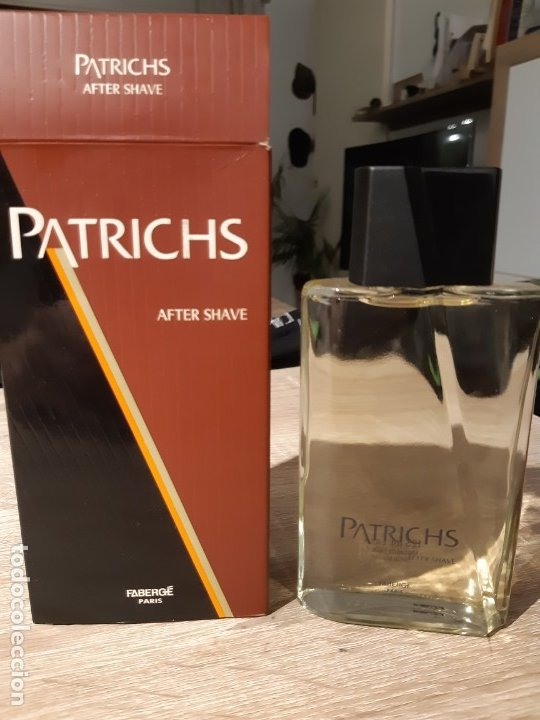 AFTER SHAVE PATRICHS (Coleccionismo - Miniaturas de Perfumes)