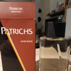 Miniaturas de perfumes antiguos: AFTER SHAVE PATRICHS. Lote 175304127