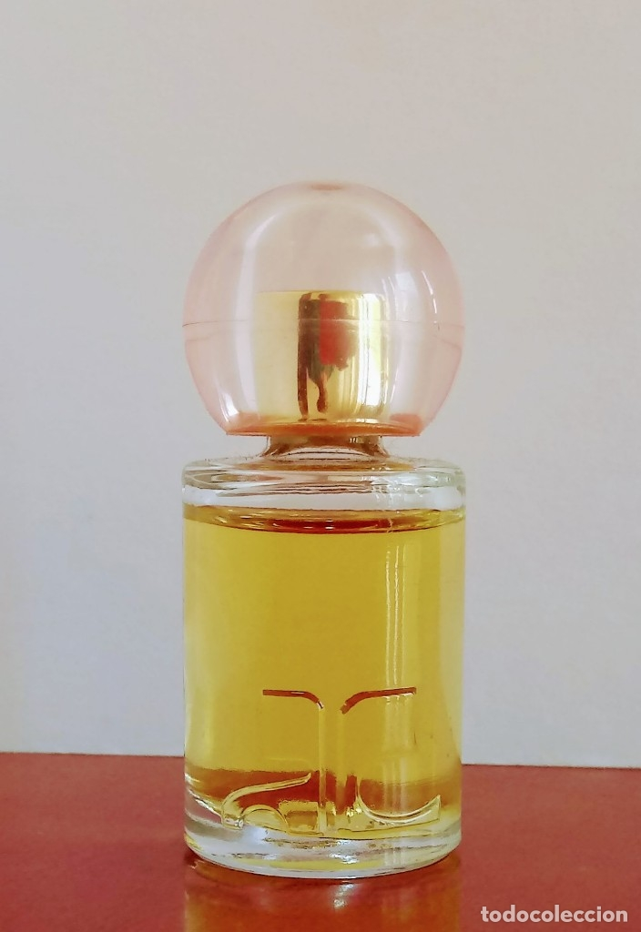 ANTIGUO FRASCO MINIATURA PERFUME (EAU DE PARFUM) EMPREINTE COURRÈGES (Coleccionismo - Miniaturas de Perfumes)