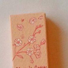 Miniaturas de perfumes antiguos: EAU DE TOILETTE FLEURS DE CERISIER DE L'OCCITANE. Lote 175790579