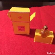 Miniaturas de perfumes antiguos: SUBLIME JEAN PATOU MINIATURA DE PERFUME EN SU ESTUCHE ORIGINAL. Lote 176146789