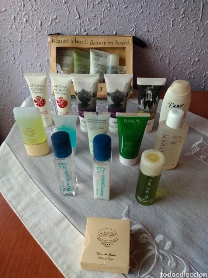 Miniaturas de perfumes antiguos: LOTE (PERFUMES Y CREMAS ) EN MINIATURA. MÁS ARTÍCULOS COMPLETOS EN MI PERFIL. - Foto 5 - 176442975