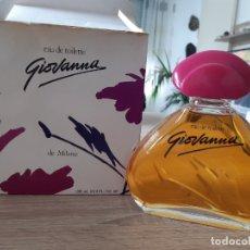 Miniaturas de perfumes antiguos: COLONIA GIOVANNA 200ML . Lote 176468503