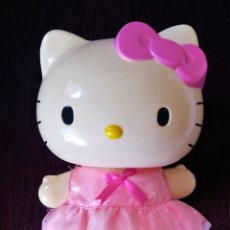 Miniaturas de perfumes antiguos: FRASCO COLONIA O GEL DE HELLO KITTY DE SANRIO. Lote 176862243