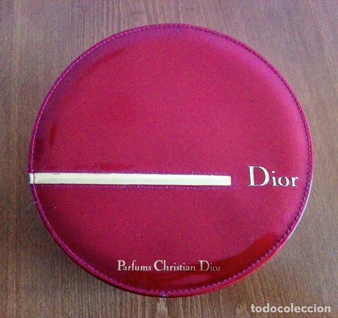 Miniaturas de perfumes antiguos: Caja de perfumes vacía de Christian Dior - Foto 2 - 176925688