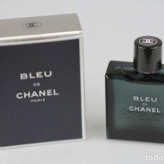 Miniaturas de perfumes antiguos: MINIATURA CHANEL BLEU POUR HOMME EDT 10 ML (PRECINTADO). Lote 177003053