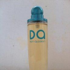 Miniaturas de perfumes antiguos: COLONIA DA - DON ALGODON 100 ML - VAPORIZADOR - LLENA -. Lote 177402462
