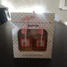 Miniaturas de perfumes antiguos: ESTUCHE CHUPETIN CANGURO DE PERVISA NUEVO. Lote 177732900