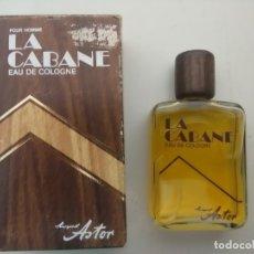 Miniaturas de perfumes antiguos: COLONIA DESCATALOGADA/LA CABANE- MARGARET ASTOR 50ML/NUEVA¡¡¡¡¡. Lote 195180072