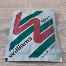 Miniaturas de perfumes antiguos: MUESTRA WILLIAMS SPORT. Lote 178201657