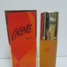 Miniaturas de perfumes antiguos: COLONIA CALIENTE, DE JOVAN/ SPRAY / NUEVA!!!!!. Lote 178820027