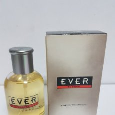 Miniaturas de perfumes antiguos: COLONIA EVER / EAU DE TOILETTE PARA HOMBRE/ VAPORIZADOR / ¡¡¡¡A ESTRENAR!!!. Lote 178897597