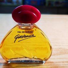 Miniaturas de perfumes antiguos: GIOVANNA EAU DE TOILETTE DE 30 ML. Lote 178973376