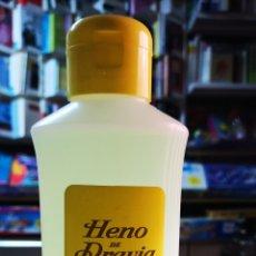 Miniaturas de perfumes antiguos: HENO DE PRAVIA COLÒNIA SPLASH LLENA DE 900ML. Lote 179533380