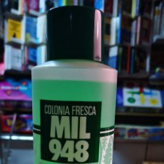 Miniaturas de perfumes antiguos: COLÒNIA FRESCA MIL 948 EGREMA 1 LITRO. Lote 179534876