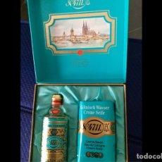 Miniaturas de perfumes antiguos: COLONIA 4711. Lote 180276971