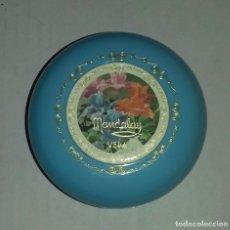 Miniaturas de perfumes antiguos: JABONERA MANDALAY CON JABÓN VERA. Lote 180286417