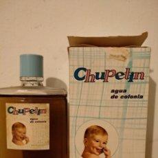 Miniaturas de perfumes antiguos: ANTIGUA COLONIA CHUPETÍN, PERVISA. NUEVA.250ML.. Lote 207137350