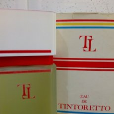 Miniaturas de perfumes antiguos: COLONIA TINTORETTO 200 ML!!!!!!!!!.. Lote 181667656