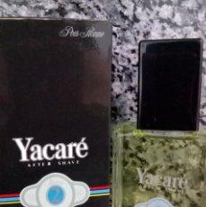 Miniaturas de perfumes antiguos: AFTER SHAVE YACARÉ 2 - 100 ML.. Lote 182007451