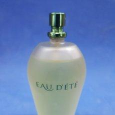 Miniaturas de perfumes antiguos: EAU D'ETÉ , MYRURGIA 100ML VAPO. Lote 182399022