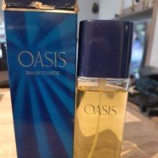 Miniaturas de perfumes antiguos: COLONIA OASIS. Lote 182975710