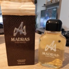 Miniaturas de perfumes antiguos: AFTER SHAVE MADRAS. Lote 182977255