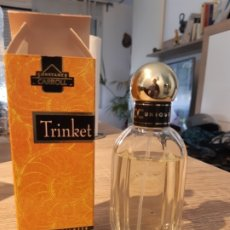 Miniaturas de perfumes antiguos: PERFUME TRINKET CONSTANCE CARROL. Lote 182977545