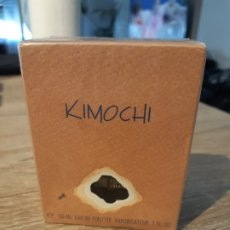 Miniaturas de perfumes antiguos: COLONIA KIMOCHI. Lote 182978135