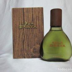 Miniaturas de perfumes antiguos: AGUA BRAVA, AFTER SHAVE 100 ML. Lote 183011777
