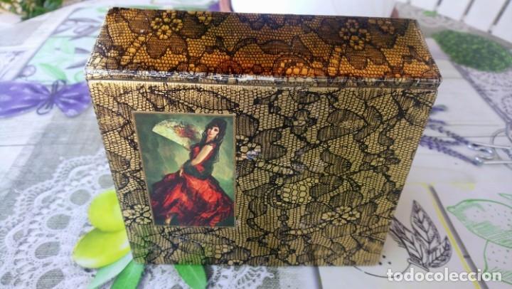 CAJA VACIA JABON Y COLONIA MAJA DE MYRURGIA (Coleccionismo - Miniaturas de Perfumes)