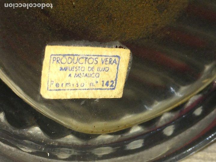 Miniaturas de perfumes antiguos: COLONIA YSABELINA - VERA - AÑOS 30 - FRASCO DE DISEÑO - 1 LITRO - Foto 4 - 183214797