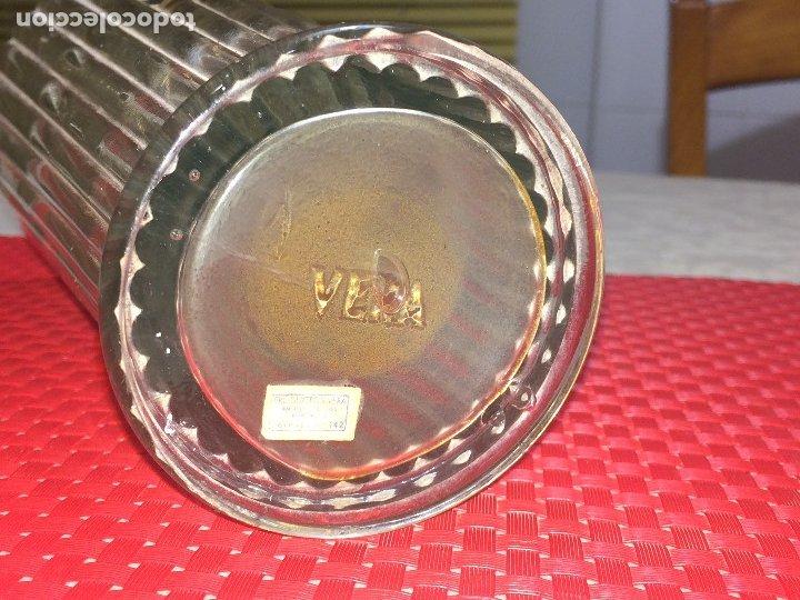 Miniaturas de perfumes antiguos: COLONIA YSABELINA - VERA - AÑOS 30 - FRASCO DE DISEÑO - 1 LITRO - Foto 5 - 183214797