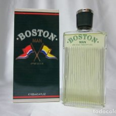 Miniaturas de perfumes antiguos: BOSTON , AFTER SHAVE. Lote 183215962