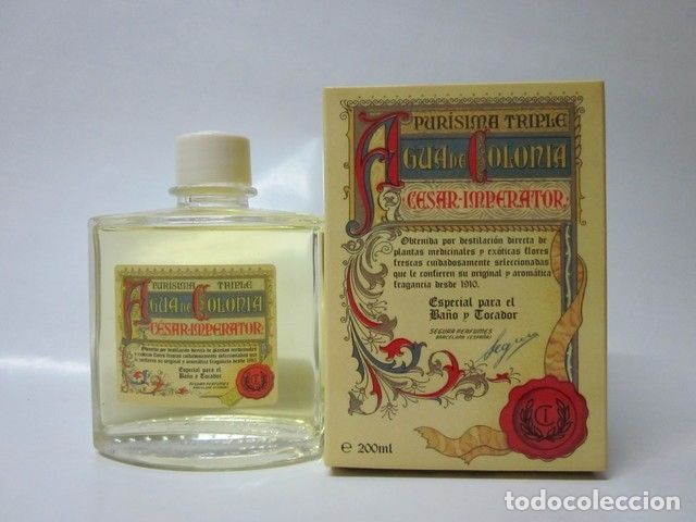 CESAR IMPERATOR (Coleccionismo - Miniaturas de Perfumes)