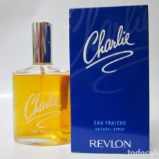 Échantillons de parfums anciens: CHARLIE, FRAÎCHE. Lote 183340668
